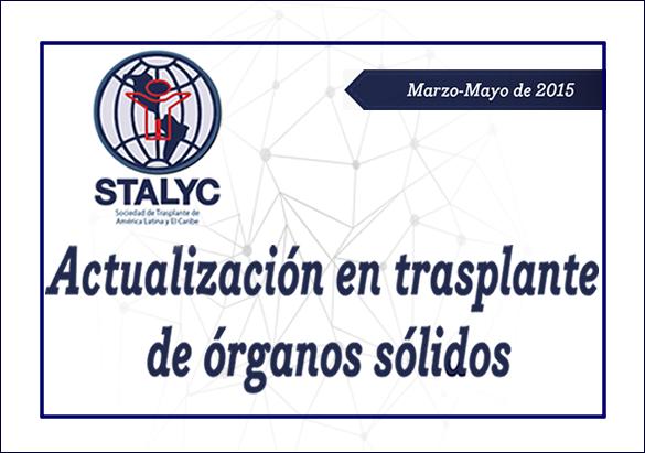 Actualización en trasplante de órganos sólidos – 2da edición (2015)