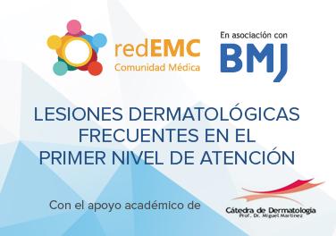 Lesiones dermatológicas frecuentes en el primer nivel de atención