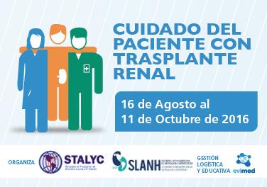 Cuidado del paciente con trasplante renal