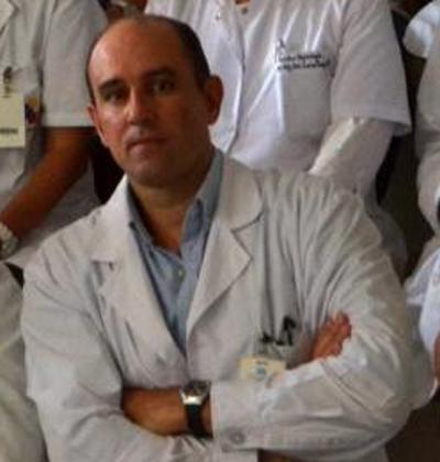 <span>Prof. Agregado, Cátedra de Nefrología, Universidad de la República, URUGUAY </span>