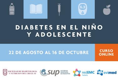 Diabetes en el niño y adolescente