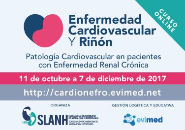 Enfermedad cardiovascular y Riñón: Patología Cardiovascular en pacientes con Enfermedad Renal Crónica
