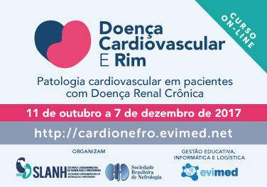 Doença cardiovascular e Rim: Patologia cardiovascular em pacientes com Doença Renal Crônica