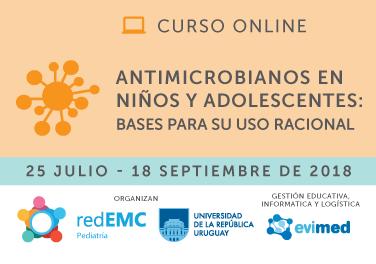 Antimicrobianos en niños y adolescentes: Bases para su uso racional