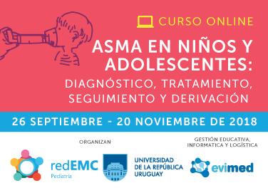 Asma en niños y adolescentes: diagnóstico, tratamiento, seguimiento y derivación