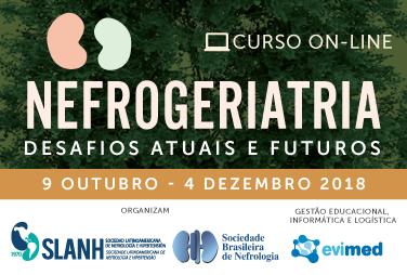Nefrogeriatria: Desafios atuais e futuros
