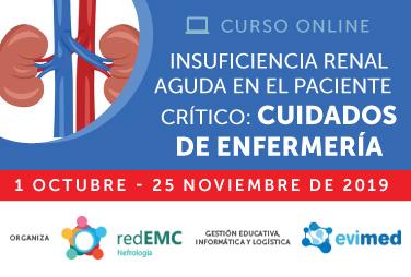 Insuficiencia renal aguda en el paciente crítico: Cuidados de enfermería