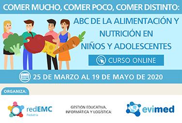 COMER MUCHO, COMER POCO, COMER DISTINTO: ABC de la alimentación y nutrición en niños y adolescentes