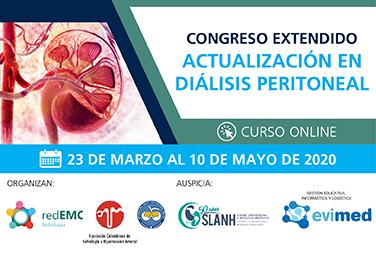 Congreso Extendido: Diálisis Peritoneal