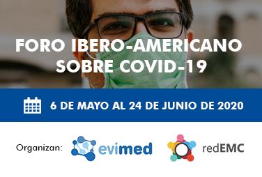Foro Ibero-Americano sobre COVID-19